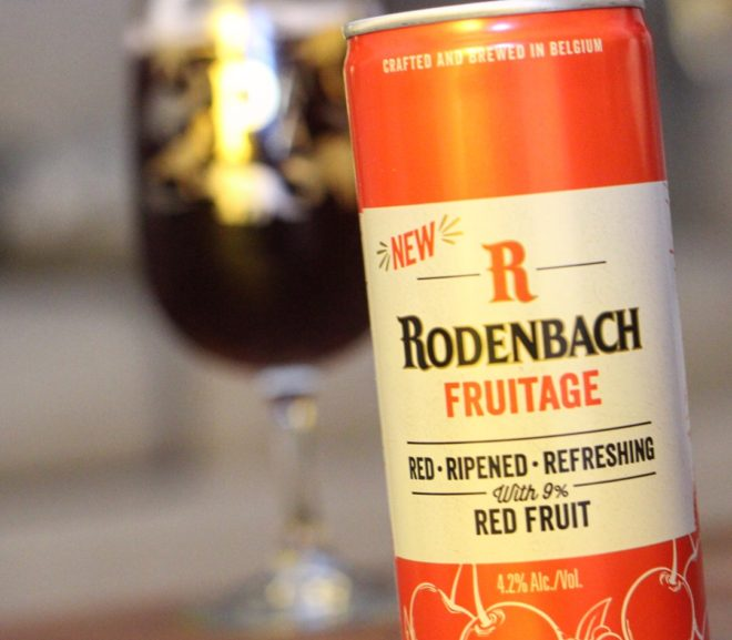 Review: Fruitage by Brouwerij Rodenbach