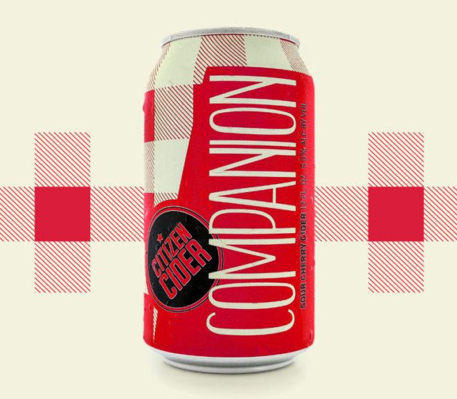 Review: Companion Sour Cherry Cider by Citizen Cider
