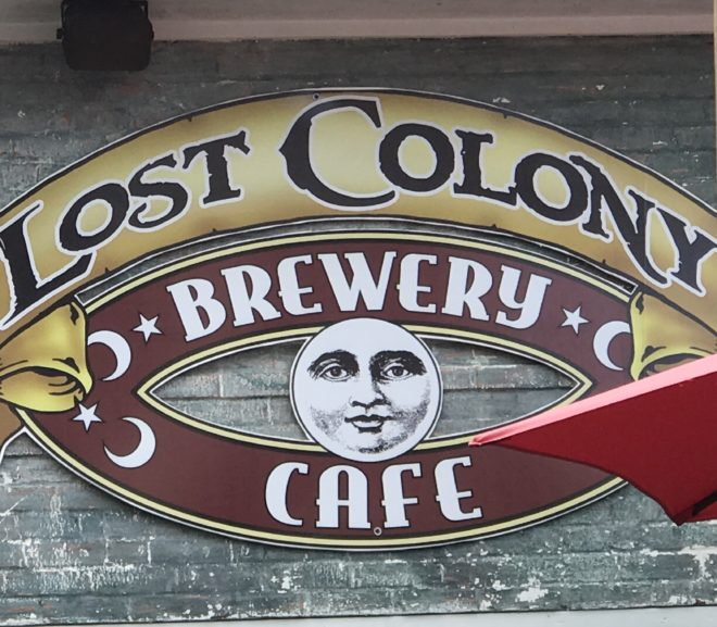 Brewery Review: Lost Colony Brewery and Cafe in Manteo, NC