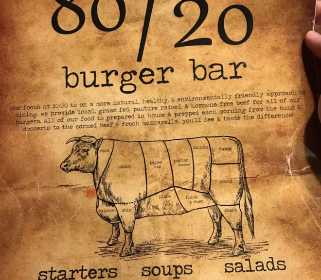 Venue Review: 80/20 Burger Bar | Norfolk, VA