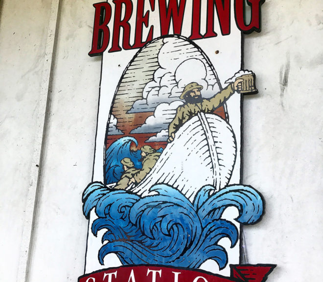 Brewery Review: Outer Banks Brewing Station in Kill Devil Hills, NC