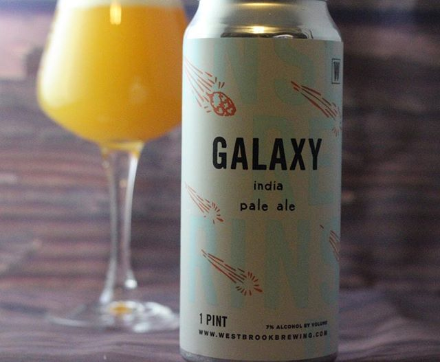 Review: Rinse/Repeat Galaxy by Westbrook Brewing Co.