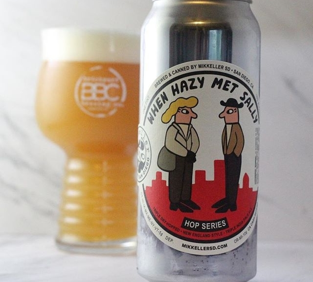 Review: When Hazy Met Sally by Mikkeller SD