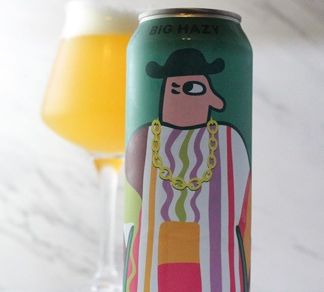 Review: Big Hazy by Mikkeller San Diego