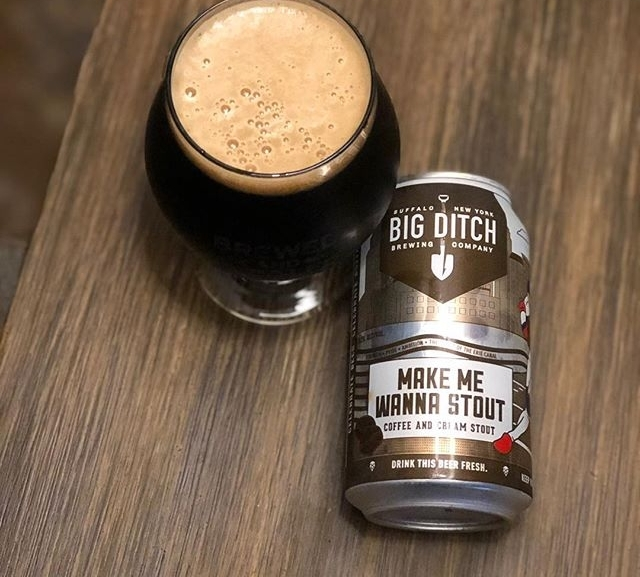 Review: Make Me Wanna Stout by Big Ditch Brewing Co.