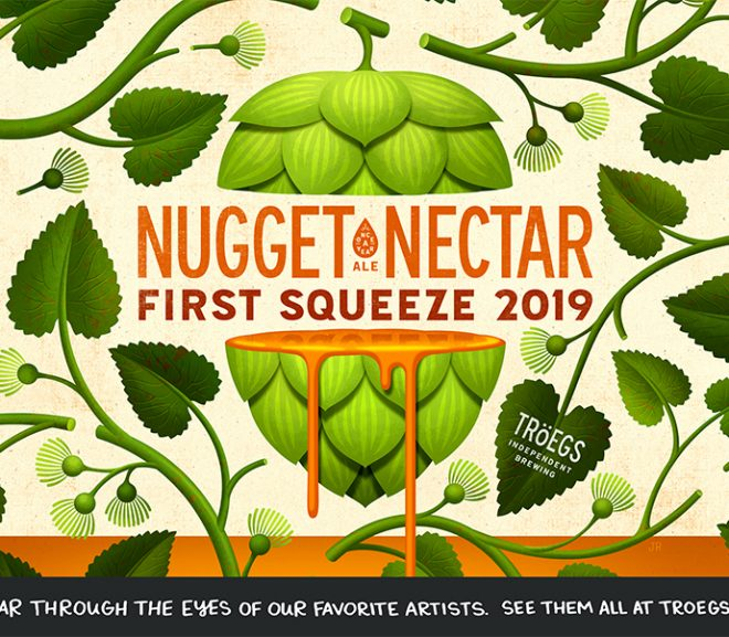 Press Release: Nuggest Nectar: First Squeeze 2019