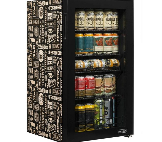 "Review: NewAir ""Beers of the World"" 126-Can Beverage Fridge"