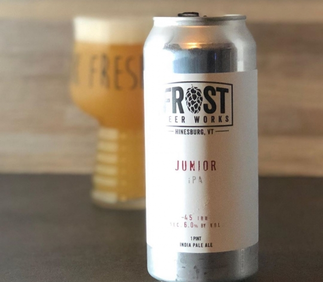 Junior by Frost Beer Works