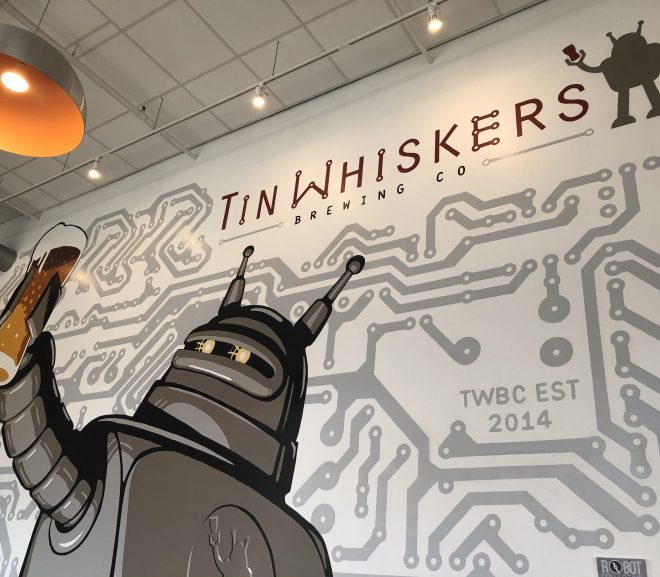 Brewery Review: Tin Whiskers Brewery | St. Paul, MN